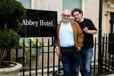 5._Marco_Pierre_White_and_his_mentor_Pierre_Koffmann_Koffmann__Mr_Whites_English_French_brasserie_restaurant_at_the_Abbey_Hotel_Bath_-_Copy.jpg