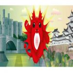 Welsh and Japanese castles link up in UK first