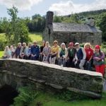 North American visitors explore their Welsh roots